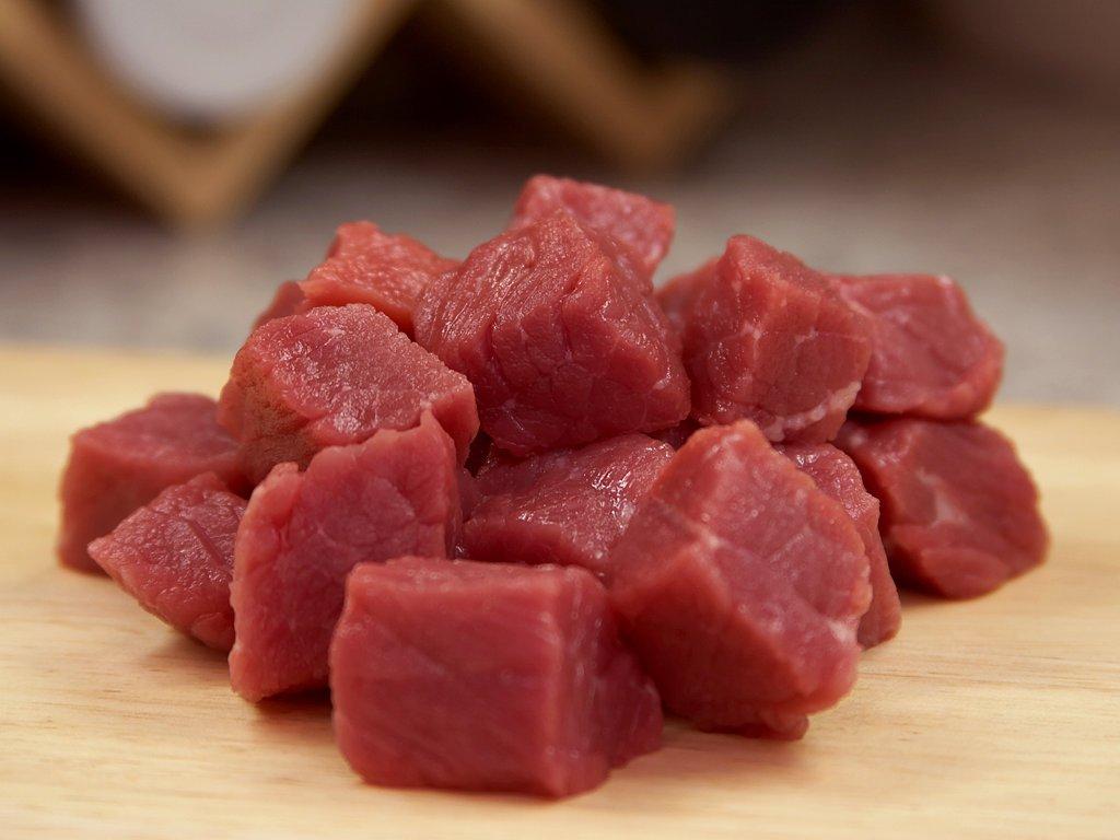 Proteinreiches Hundefutter